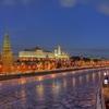 Moscow Kremlin - Evening View