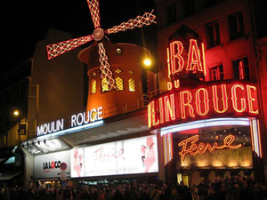 Moulin Rouge Show with Transfers Photos