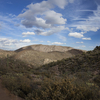 Mountains Near Star Valley - Arizona