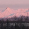 Mountains Around Wasilla Alaska