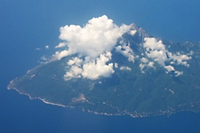 Mount Athos View From The North