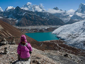 Gokyo and Reanjo La pass Trek 15 Days Photos