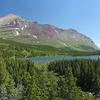 Mount Henkel - Glacier - USA
