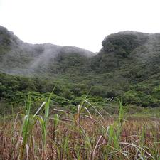 Mount Hibok Hibok Crater