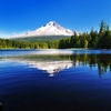 Mount Hood & Trillium Lake OR