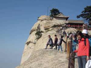 Full Day Mount Huashan Tour Photos