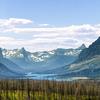Mount James - Glacier - USA