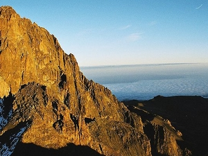 Mount Kenya Climb 4 Days