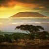 Mount Kilimanjaro With Amboseli