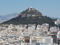 Mount Lycabettus
