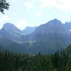 Mount Oberlin - Glacier - USA