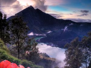 Lombok Backpacker Style Photos