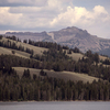 Mount Schurz - Yellowstone - USA