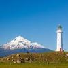 Mount Taranaki & Cape Egmont Lighthouse NZ