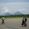 Mount Tavurvur From Airport - Kokopo - Rabaul
