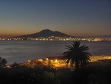 A View Of Somma-Vesuvius