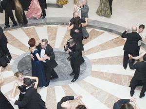 Mozart/Strauss Concert at The Kursalon + Typical Viennese Dinner Photos