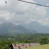Mt Batur And Mt Abang