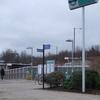 Mudchute DLR Station Western Entrance