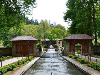 Achbal Mughal Gardens