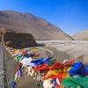 Muktinath Prayer Flags In Mustang - Nepal Annapurna