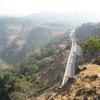 Mumbai-Pune Expressway From Khandala