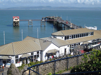 Mumbles Pier