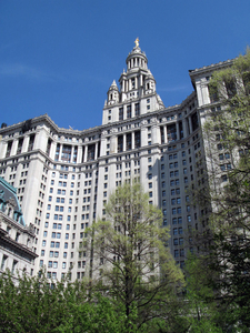 Municipal Building New York City
