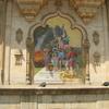Mural Laxmi Vilas Palace