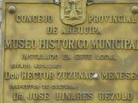 Museo Historico Municipal Arequipa