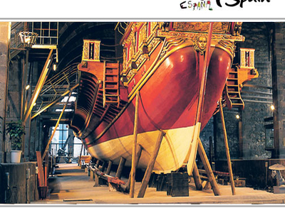 Museo Marítimo De Barcelona Barcelona Maritime Museum