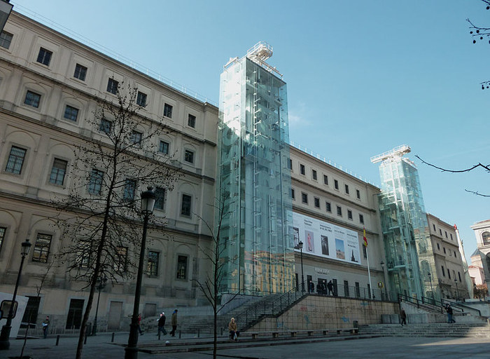 Reina Sofia National Art Museum, Madrid, Spain Photos