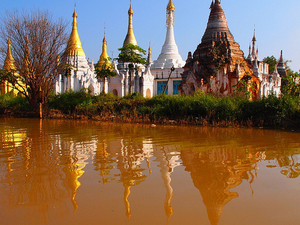 Myanmar Culture Tour 13 Days/ 12 Nights Photos