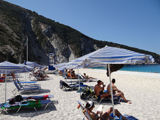 View Of Myrtos Beach
