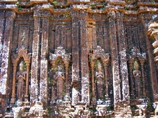 My Son Temple Carvings
