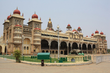 Mysore Palace View