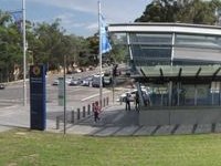 Macquarie University railway station