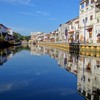 The River Floating Through Malacca