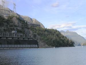 Manapouri power station