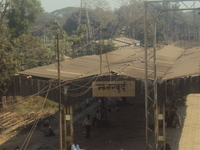 Mankhurd Railway Station