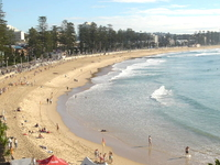 Manly Beach
