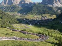 Campolongo Pass