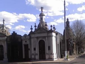 La Chacarita Cemetery
