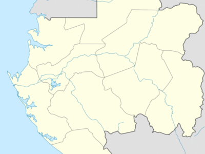Mbonha Is Located In Gabon