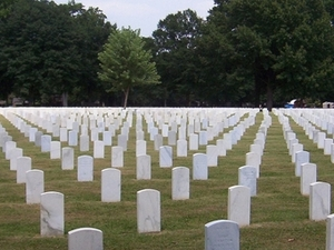 Memphis National Cemetery