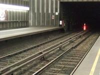 Comte De Flandre Graaf Van Vlaanderen Metro Station