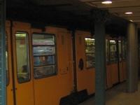 Vörösmarty utca Metro Station