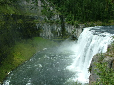 Upper Mesa Falls