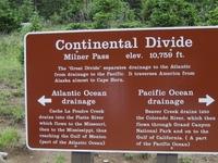 Milner Pass