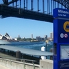 Milsons Point Ferry Wharf